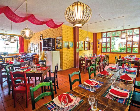 Buganvillas Restaurante La Floresta