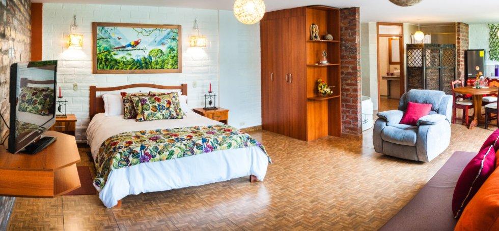 La Floresta Hotel - Baños Ecuador